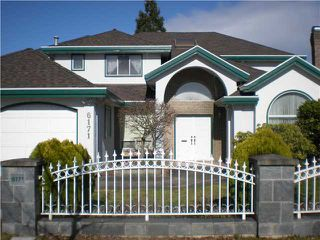 Photo 1: 6171 DANUBE RD in Richmond: Woodwards House for sale : MLS®# V1052585
