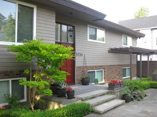 Main Photo: 5730 Gilpin Street in Burnaby: Deer Lake Place House for sale (Burnaby South)  : MLS®# V867467