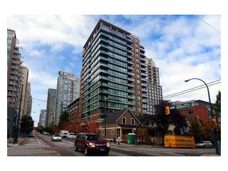 Photo 1: # 1807 1088 RICHARDS ST in Vancouver: Yaletown Condo for sale (Vancouver West)  : MLS®# V1055333