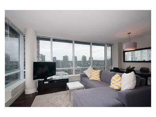 Photo 6: # 1807 1088 RICHARDS ST in Vancouver: Yaletown Condo for sale (Vancouver West)  : MLS®# V1055333