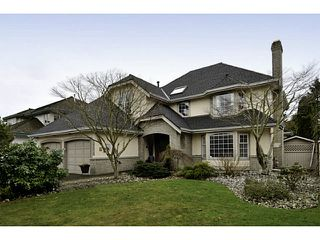 Photo 1: 14870 24A AV in Surrey: Sunnyside Park Surrey House for sale (South Surrey White Rock)  : MLS®# F1404450