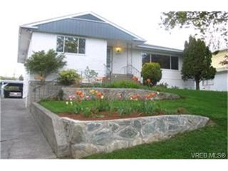 Photo 1:  in VICTORIA: Vi Burnside Half Duplex for sale (Victoria)  : MLS®# 364072