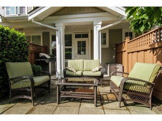 "Photo 19: 52 20460 66TH Avenue in Langley: Willoughby Heights Townhouse for sale in ""WILLOWS EDGE"" : MLS®# F1418966"