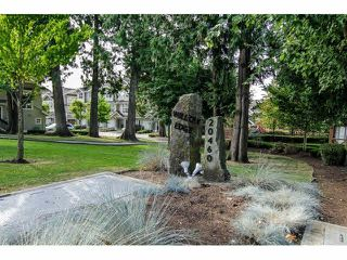 "Photo 2: 52 20460 66TH Avenue in Langley: Willoughby Heights Townhouse for sale in ""WILLOWS EDGE"" : MLS®# F1418966"