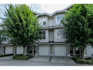 "Photo 1: 52 20460 66TH Avenue in Langley: Willoughby Heights Townhouse for sale in ""WILLOWS EDGE"" : MLS®# F1418966"