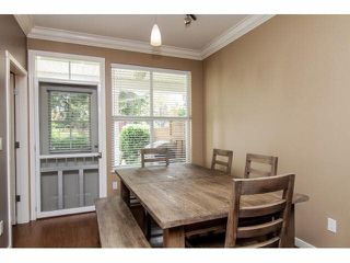 "Photo 11: 52 20460 66TH Avenue in Langley: Willoughby Heights Townhouse for sale in ""WILLOWS EDGE"" : MLS®# F1418966"