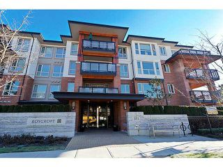 Main Photo: # 407 1153 KENSAL PL in Coquitlam: New Horizons Condo for sale : MLS®# V1071941