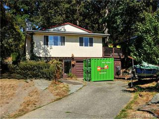 Photo 1: 3941 Leeds Crt in VICTORIA: SE Quadra Single Family Detached for sale (Saanich East)  : MLS®# 681188