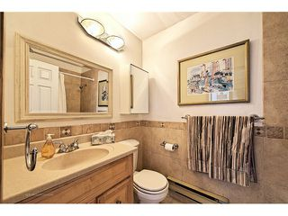 Photo 9: 1830 BELLEVUE AV in West Vancouver: Ambleside Condo for sale : MLS®# V1102775