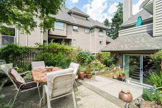 Photo 2: 312 1050 BOWRON COURT in North Vancouver: Roche Point Townhouse for sale : MLS®# R2106597