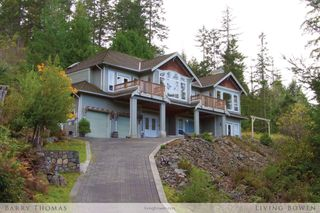 Main Photo: 1705 Isle View Lane in Bowen Island: Bluewater House for sale : MLS®# R2120764