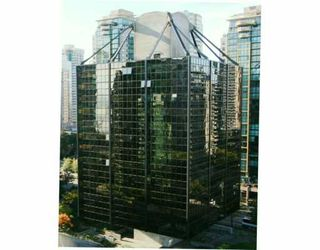 "Photo 1: 1333 W GEORGIA Street in Vancouver: Coal Harbour Condo for sale in ""THE QUBE"" (Vancouver West)  : MLS®# V626760"
