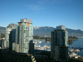 "Photo 2: 1333 W GEORGIA Street in Vancouver: Coal Harbour Condo for sale in ""THE QUBE"" (Vancouver West)  : MLS®# V626760"