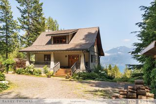 Main Photo: 1281 Oceanview Road in Bowen Island: Millers Landing House for sale : MLS®# R2297804