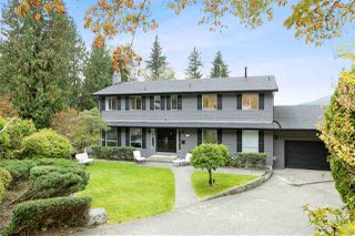 Photo 1: 19 ELSDON BAY Road in Port Moody: Barber Street House for sale : MLS®# R2412426