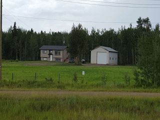 Photo 1: 6004 HWY 16: Rural Parkland County House for sale : MLS®# E4196240