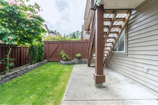 """Photo 16: 3 2381 ARGUE Street in Port Coquitlam: Citadel PQ Townhouse for sale in """"THE BOARD WALK"""" : MLS®# R2465228"""