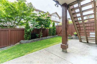 """Photo 15: 3 2381 ARGUE Street in Port Coquitlam: Citadel PQ Townhouse for sale in """"THE BOARD WALK"""" : MLS®# R2465228"""