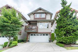 """Photo 1: 3 2381 ARGUE Street in Port Coquitlam: Citadel PQ Townhouse for sale in """"THE BOARD WALK"""" : MLS®# R2465228"""