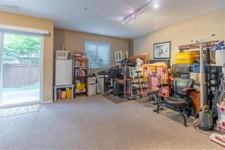 """Photo 36: 3 2381 ARGUE Street in Port Coquitlam: Citadel PQ Townhouse for sale in """"THE BOARD WALK"""" : MLS®# R2465228"""