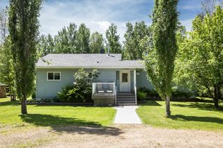 Photo 1: 26 460002 Hwy 771: Rural Wetaskiwin County House for sale : MLS®# E4203130