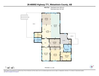 Photo 50: 26 460002 Hwy 771: Rural Wetaskiwin County House for sale : MLS®# E4203130