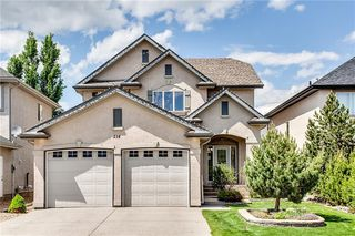 Main Photo: 214 CRANLEIGH View SE in Calgary: Cranston Detached for sale : MLS®# C4300706