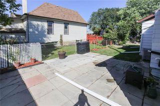 Photo 25: 332 Hampton Street in Winnipeg: St James Residential for sale (5E)  : MLS®# 202021493
