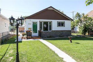 Photo 1: 332 Hampton Street in Winnipeg: St James Residential for sale (5E)  : MLS®# 202021493