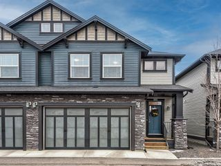 Photo 1: 203 110 Coopers Common SW: Airdrie Row/Townhouse for sale : MLS®# A1055998