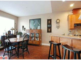 "Photo 3: 12 16655 64TH Avenue in Surrey: Cloverdale BC Townhouse for sale in ""Ridgewood Estates"" (Cloverdale)  : MLS®# F1205100"