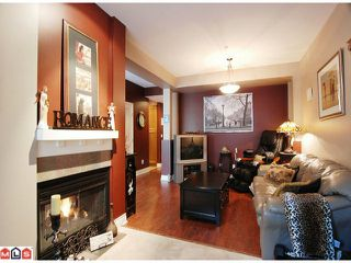 "Photo 4: 12 16655 64TH Avenue in Surrey: Cloverdale BC Townhouse for sale in ""Ridgewood Estates"" (Cloverdale)  : MLS®# F1205100"