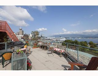 Photo 8: 203 55 ALEXANDER Street in Vancouver: Downtown VE Condo for sale (Vancouver East)  : MLS®# V938824