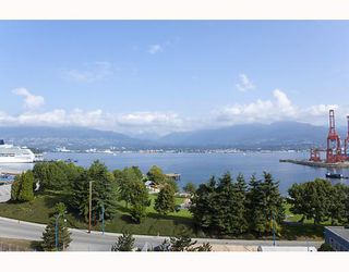 Photo 9: 203 55 ALEXANDER Street in Vancouver: Downtown VE Condo for sale (Vancouver East)  : MLS®# V938824
