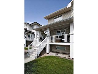 Photo 1: 1 20 34 Avenue SW in CALGARY: Erlton Townhouse for sale (Calgary)  : MLS®# C3530664