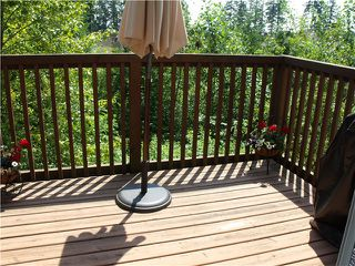"""Photo 9: 106 2000 PANORAMA Drive in Port Moody: Heritage Woods PM Townhouse for sale in """"MOUNTAINS EDGE"""" : MLS®# V962852"""