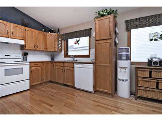 Photo 5: 243 WOODSIDE Crescent NW: Airdrie Residential Detached Single Family for sale : MLS®# C3550219