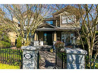"Photo 20: 3745 OXFORD Street in Burnaby: Vancouver Heights House for sale in ""THE HEIGHTS"" (Burnaby North)  : MLS®# V1016076"