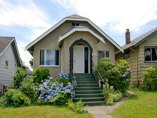 Photo 1: 3078 GRANT ST in Vancouver: Renfrew VE House for sale (Vancouver East)  : MLS®# V1019044