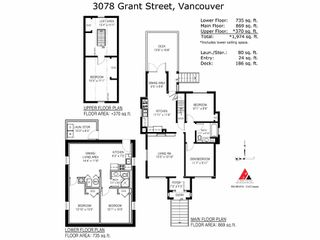 Photo 17: 3078 GRANT ST in Vancouver: Renfrew VE House for sale (Vancouver East)  : MLS®# V1019044