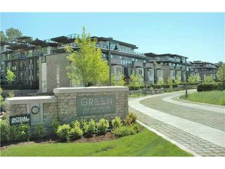 "Photo 1: 502 7478 BYRNEPARK Walk in Burnaby: South Slope Condo for sale in ""GREEN"" (Burnaby South)  : MLS®# V1075631"