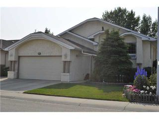 Photo 1: 23 WOODSIDE Road NW: Airdrie Residential Detached Single Family for sale : MLS®# C3626780