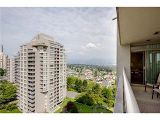 Photo 2: 1502 6055 NELSON Avenue in Burnaby: Forest Glen BS Condo for sale (Burnaby South)  : MLS®# V1080809