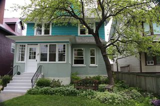 Main Photo: 116 Ethelbert Street in Winnipeg: Wolseley Single Family Detached for sale (West Winnipeg)  : MLS®# 1613627