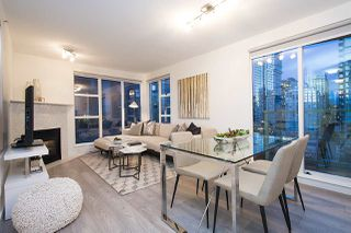 Photo 1: 2002 939 HOMER STREET in Vancouver: Yaletown Condo for sale (Vancouver West)  : MLS®# R2133946
