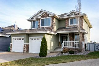 Photo 1: 92 Lacombe Drive: St. Albert House for sale : MLS®# E4178847