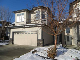 Main Photo: 14 12610 15 Avenue in Edmonton: Zone 55 House Half Duplex for sale : MLS®# E4180219