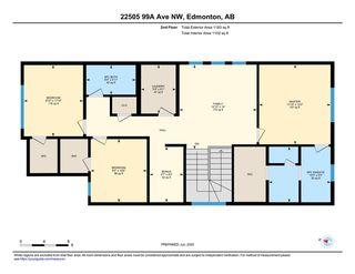 Photo 32: 22505 99A Avenue in Edmonton: Zone 58 House for sale : MLS®# E4198623