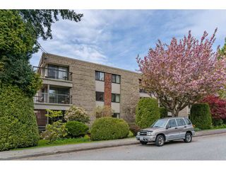 """Photo 2: 201 1355 FIR Street: White Rock Condo for sale in """"The Pauline"""" (South Surrey White Rock)  : MLS®# R2471185"""