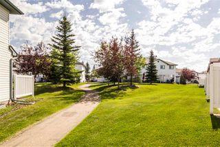 Photo 34: 27 16823 84 Street Edmonton 3 Bed 1.5 Bath Townhouse For Sale E4209344